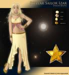 Stellar Sailor Izar (Stardust Senshi) by AnnAquamarine
