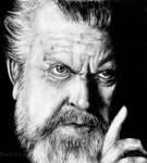 Orson Welles by daysleeper81