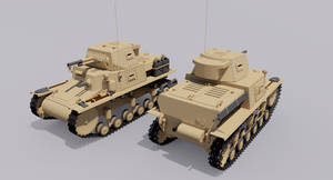 Carro Armato L7/38 Light Tank by TheoComm