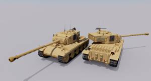 Mickey Heavy Assault Tank by TheoComm