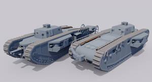 Wichmann-Folcard (tank) by TheoComm