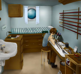 Arlo's Room by Elsewence