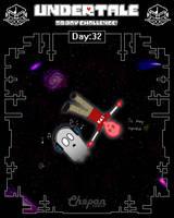 Undertale 50 day Challenge! 32/50 by Chopangigante