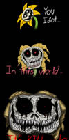 The motto of Flowey by Chopangigante