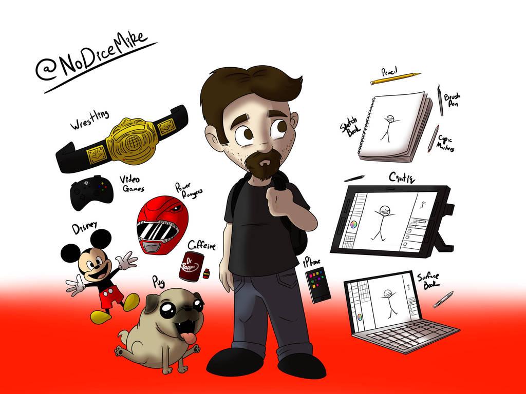 NoDiceMike's Profile Picture