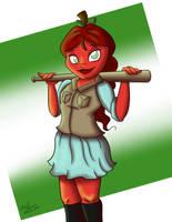 Annabelle Applebottom by NoDiceMike