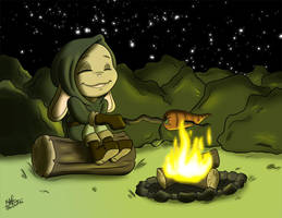 Carrot Roast by NoDiceMike