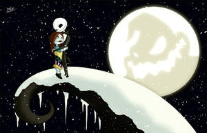 Nightmare Before Christmas by NoDiceMike