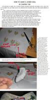 How to make a Joker doll by Zanten