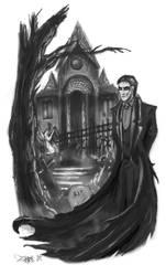 The Graveyard Book - Silas by Zanten