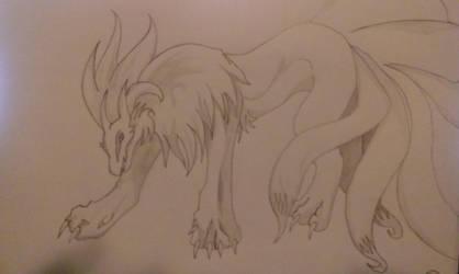 Maro Tails by MysticAngelSwordsman