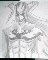Vasto Lord Ichigo by MysticAngelSwordsman