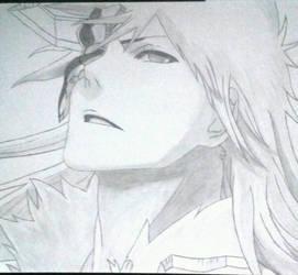 Ichigo by MysticAngelSwordsman