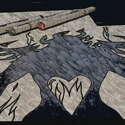 DarkStalker by MysticAngelSwordsman