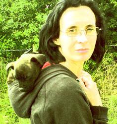me and missy, missy Jones..... by Squeak-uk-model