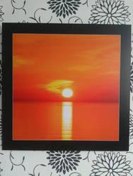 Sunset - NO PHOTOSHOP by Squeak-uk-model