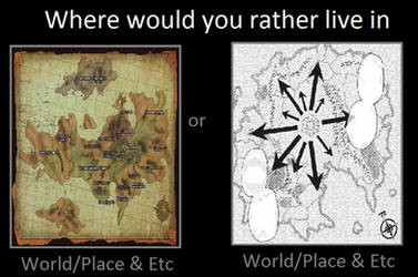 Would you live on Rimuru's World or Live-Earth? by JokuSSJ