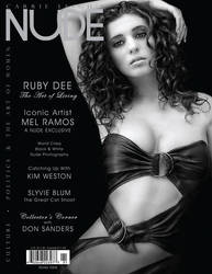 Winter '09 Cover by NUDEmagazine