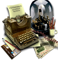 Another Steampunk Ticker Shop or Desktop Icon by yereverluvinuncleber