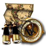 Steampunk Safari Icon by yereverluvinuncleber