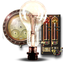 Steampunk Control Panel Icon by yereverluvinuncleber