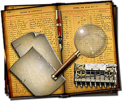 Steampunk Excel Calc Spreadsheet Icon by yereverluvinuncleber