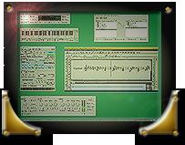 Steampunk MIDI Audacity Console Icon by yereverluvinuncleber