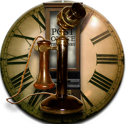 Steampunk Skype Icon MkV by yereverluvinuncleber
