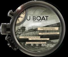 U-Boat Clock Widget About Us image by yereverluvinuncleber