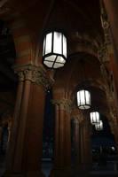 JAck's Lanterns?  Kings Cross St. Pancras by yereverluvinuncleber