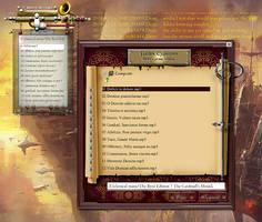 Medieval Total War Themed Folder Browser Skin by yereverluvinuncleber