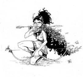Artemis by Neilpoc