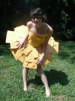 Envelope Dress by tiptoelemonade