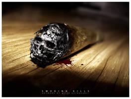 Smoking kills. by Uribaani