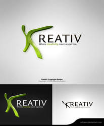 Kreativ -Logotype design. by Uribaani