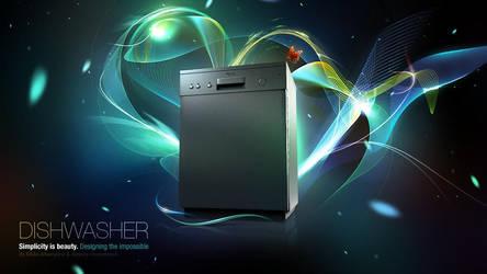 Dishwasher by Uribaani