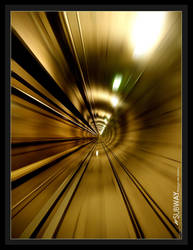 Subway. by Uribaani
