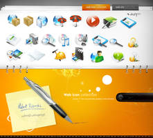 stock icon by webdesigner1921