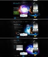 blue artic by webdesigner1921