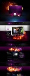 glass-eye site by webdesigner1921
