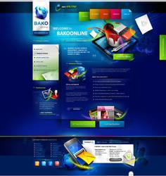 Bakoonline by webdesigner1921