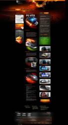 Szablon allegro Creativehead by webdesigner1921