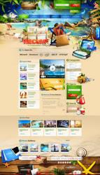 Jakub Hanke - personal trawel blog by webdesigner1921