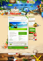 Jakub Hanke - personal trawel blog - full txt page by webdesigner1921