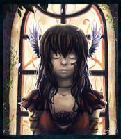Crystal - Coverillustration by Simsamy130
