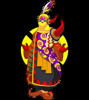KH Keyblade: Gogo by Kato-Regama