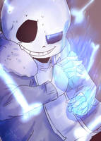 Here we go- Undertale by JinxPiperXD
