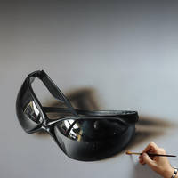 Sunglasses PAINTING by Marcello Barenghi by marcellobarenghi
