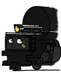 Bonnie Sketch by Rail-Brony-GXY