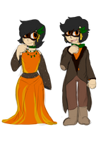 Event Outfits by EvaEevee